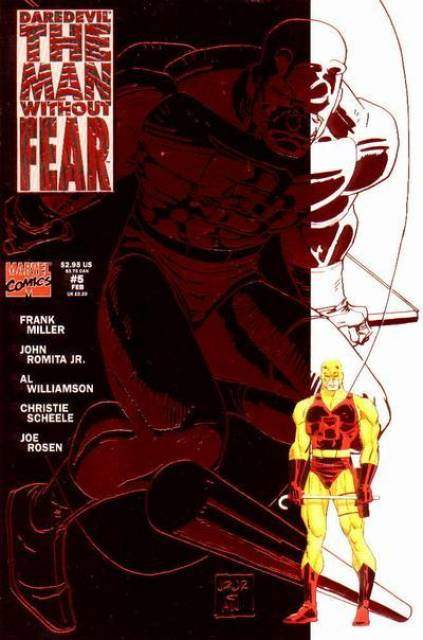 Daredevil: Man Without Fear (1993) Complete Bundle - Used