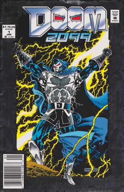 Doom 2099 (1993) no. 1 - Used