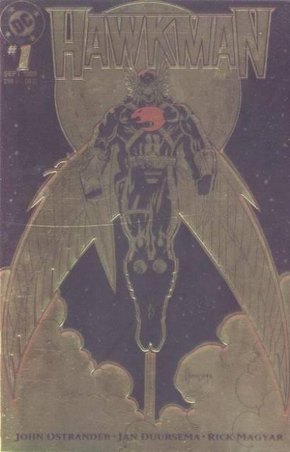 Hawkman (1993) no. 1 - Used