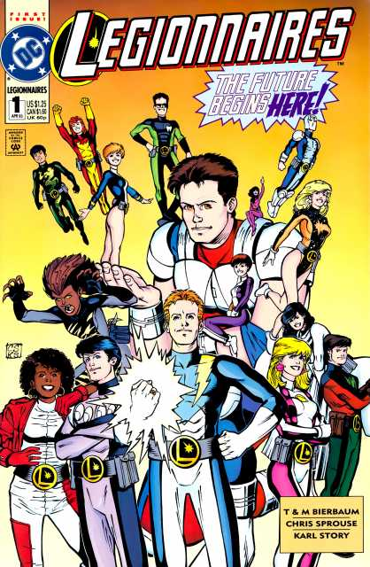 Legionnaires (1993) no. 1 - Used