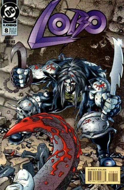 Lobo (1993) no. 8 - Used