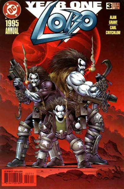 Lobo (1993) Annual no. 3 - Used