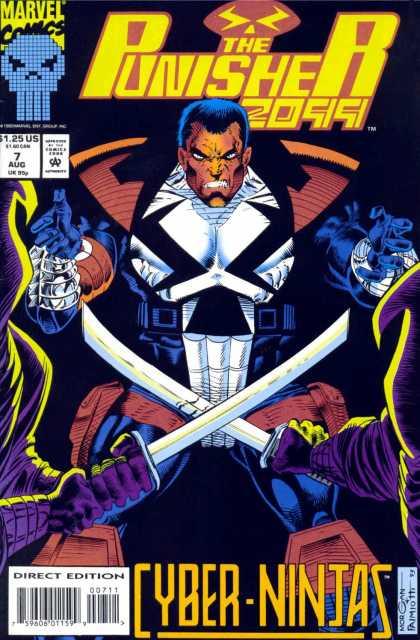 Punisher 2099 (1993) no. 7 - Used