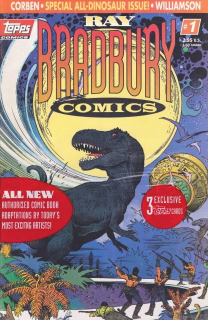 Ray Bradbury Comics (1993) Complete Bundle - Used