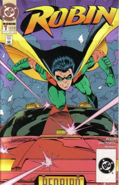 Robin (1993) no. 0 - Used