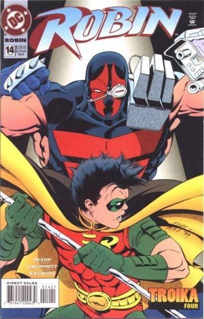 Robin (1993) no. 14 - Used