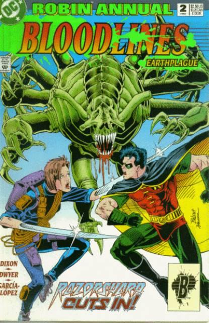 Robin (1993) Annual no. 2 - Used