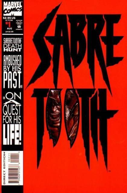 Sabretooth (1993) Complete Bundle - Used