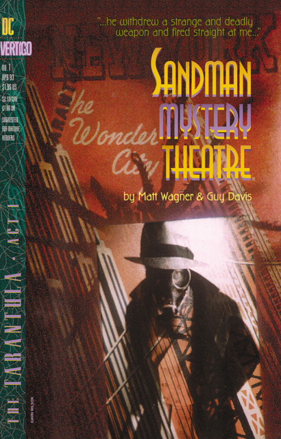 Sandman Mystery Theatre (1993) no. 1 - Used
