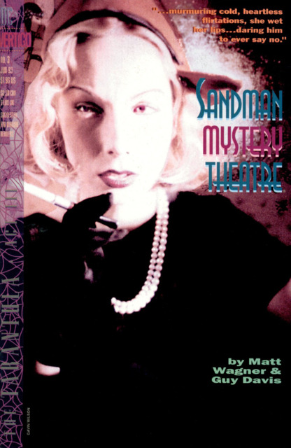 Sandman Mystery Theatre (1993) no. 3 - Used