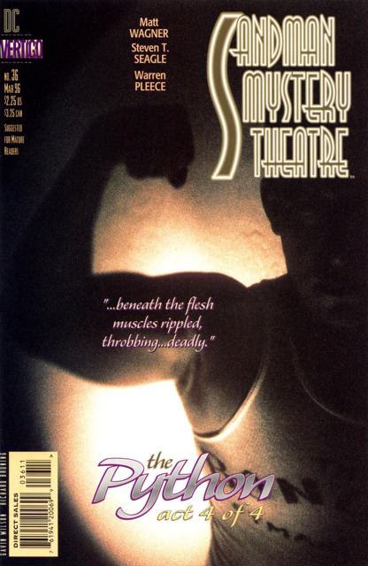Sandman Mystery Theatre (1993) no. 36 - Used