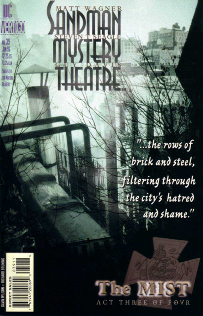 Sandman Mystery Theatre (1993) no. 39 - Used