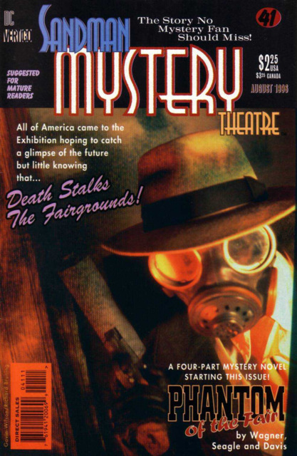Sandman Mystery Theatre (1993) no. 41 - Used