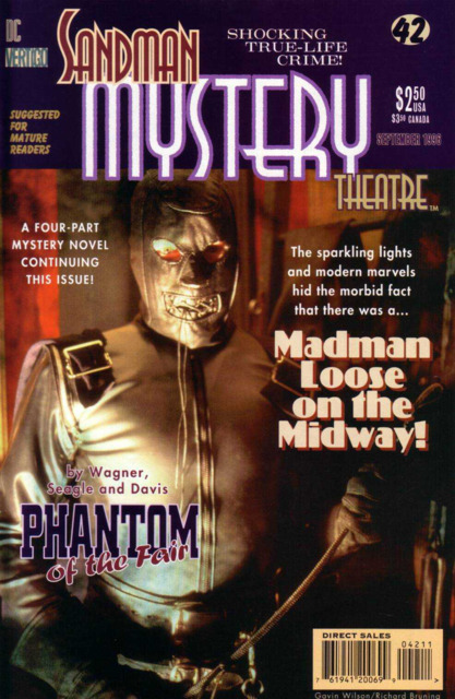 Sandman Mystery Theatre (1993) no. 42 - Used