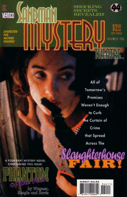Sandman Mystery Theatre (1993) no. 44 - Used