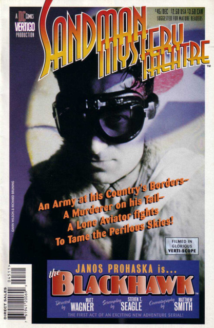 Sandman Mystery Theatre (1993) no. 45 - Used