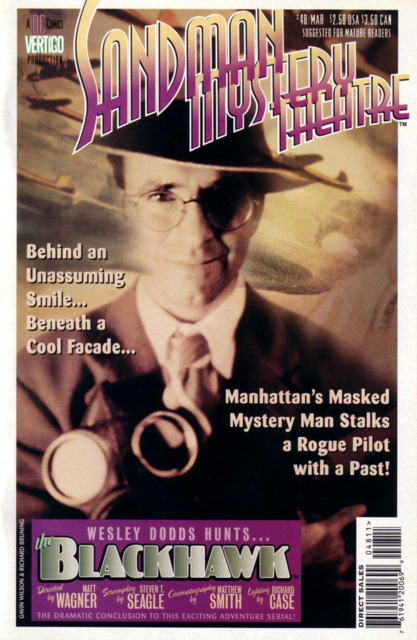 Sandman Mystery Theatre (1993) no. 48 - Used