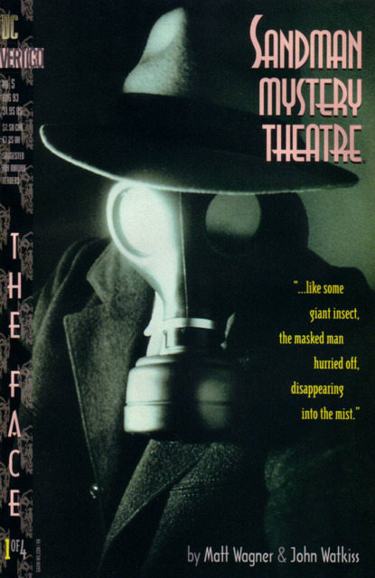 Sandman Mystery Theatre (1993) no. 5 - Used