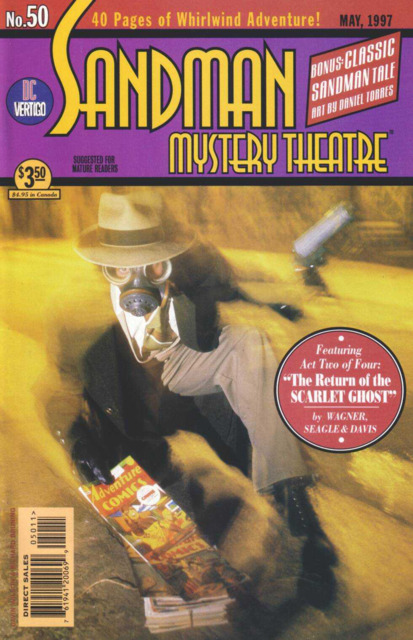 Sandman Mystery Theatre (1993) no. 50 - Used