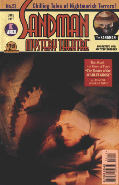 Sandman Mystery Theatre (1993) no. 51 - Used