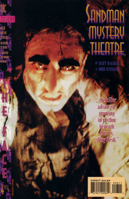 Sandman Mystery Theatre (1993) no. 8 - Used