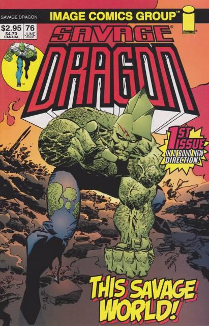 The Savage Dragon (1993) no. 76 - Used