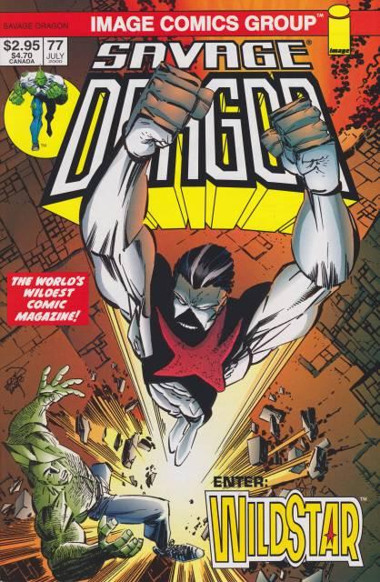 The Savage Dragon (1993) no. 77 - Used