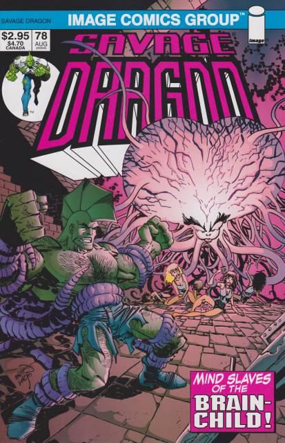 The Savage Dragon (1993) no. 78 - Used