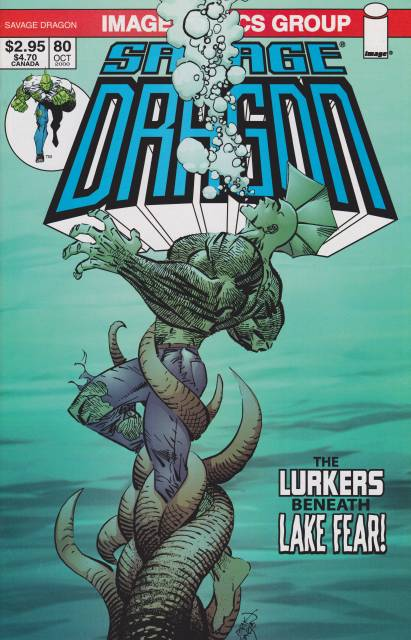 The Savage Dragon (1993) no. 80 - Used