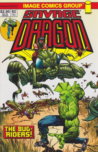 The Savage Dragon (1993) no. 82 - Used