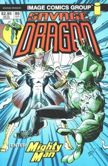 The Savage Dragon (1993) no. 86 - Used