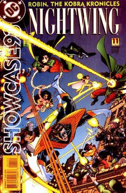 Showcase 93 (1993-96) no. 11 - Used