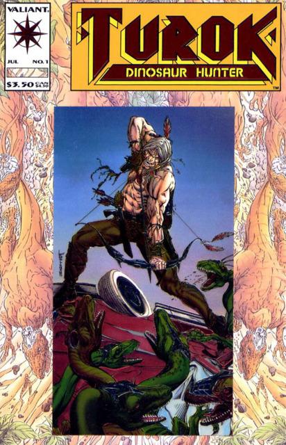 Turok Dinosaur Hunter (1993) no. 1 - Used
