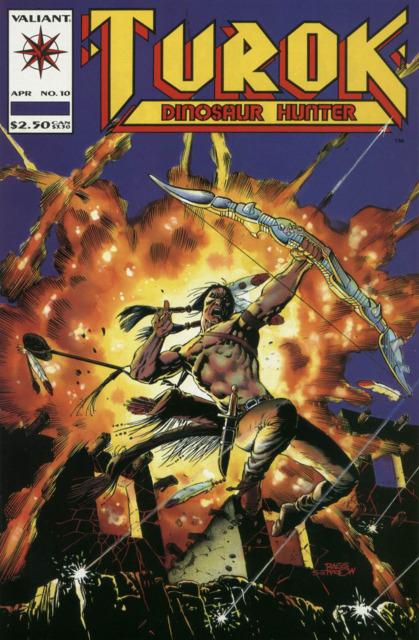 Turok Dinosaur Hunter (1993) no. 10 - Used