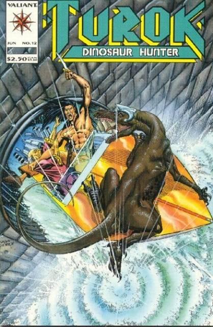 Turok Dinosaur Hunter (1993) no. 12 - Used