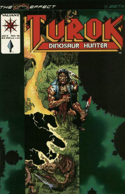 Turok Dinosaur Hunter (1993) no. 16 - Used
