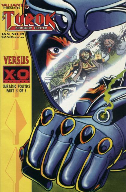 Turok Dinosaur Hunter (1993) no. 19 - Used