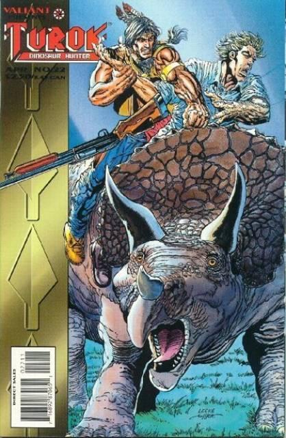 Turok Dinosaur Hunter (1993) no. 22 - Used