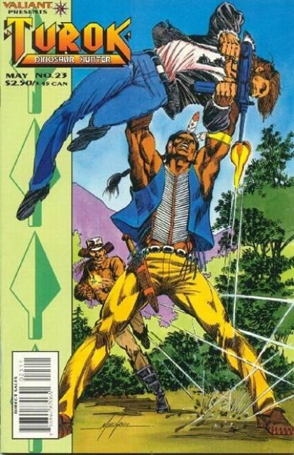 Turok Dinosaur Hunter (1993) no. 23 - Used