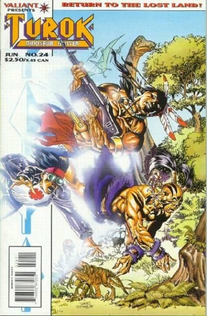 Turok Dinosaur Hunter (1993) no. 24 - Used
