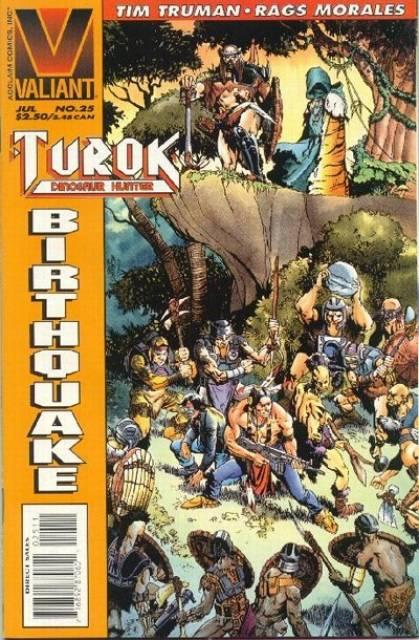 Turok Dinosaur Hunter (1993) no. 25 - Used