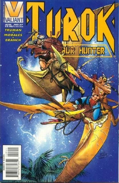 Turok Dinosaur Hunter (1993) no. 27 - Used