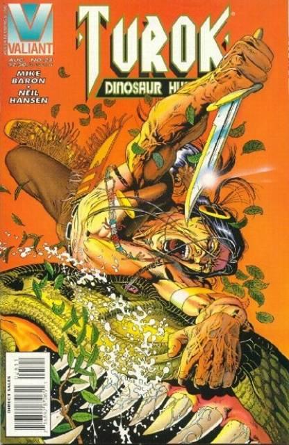 Turok Dinosaur Hunter (1993) no. 28 - Used