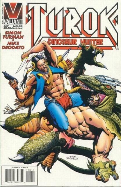Turok Dinosaur Hunter (1993) no. 30 - Used
