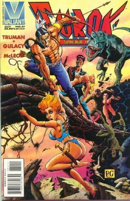 Turok Dinosaur Hunter (1993) no. 31 - Used