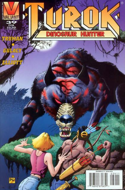 Turok Dinosaur Hunter (1993) no. 39 - Used