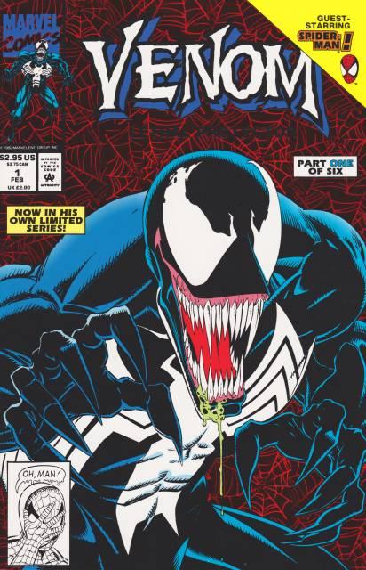 Venom Lethal Protector (1993) Complete Bundle - Used