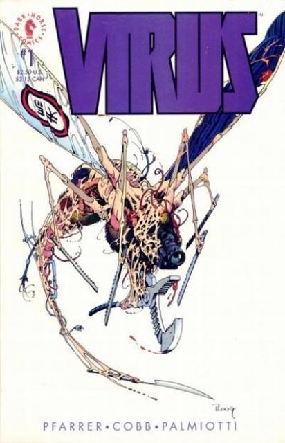 Virus (2014) Complete Bundle - Used