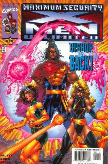 X-Men Unlimited (1993) no. 29 - Used