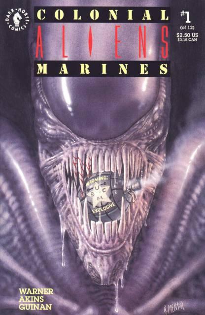 Aliens: Colonial Marines (1994) Complete Bundle - Used